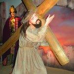 Jesus and Pontious