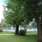 parque y pileta