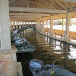 boat house rentals