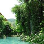 private pool in Baray Villa