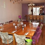 private dining very nice