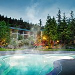 Bonneville Hot Springs Resort & Spa Foto