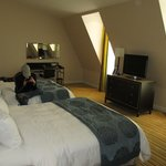 Superior Room, Club lounge access, Larger Guest room, 2 Double