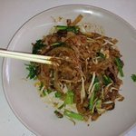 Stirfry Beef Flat Rice Noodles