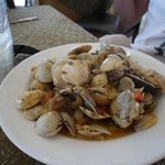 Clams ... Clams.. Oh Delious Clams