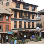 Hotel is right inside the Durbar Square