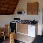 kitchenette / living room