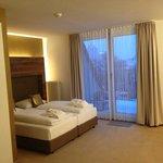 standard bedroom on 5th floor