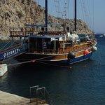 gezellig met de boot naar drie eilanden