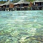 water villas dalla barca