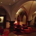 Lobby dell'hotel