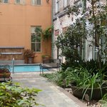 Courtyard - New Orleans Style
