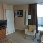 Suite 605 avec large Bed