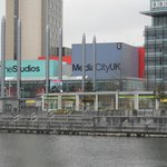 BBC Tour at MediaCityUK