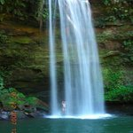 Linda cachoeira