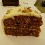 Carrot Cake from Starbucks