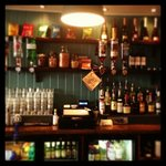 A fine selection of spirits and Ales, Ciders and Lagers.