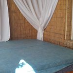 Jacuzzi (covered) With privacy curtains