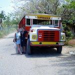 autobus pour activité