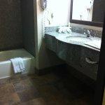 Nice bathroom floors