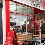 Ben's Cookies storefront