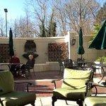 courtyard at hampton inn vicksburg