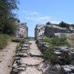 Aqueduct Cut at Barbegal