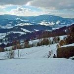 Black Forest hills from near Lindenberg
