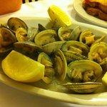 """""""Carril"""" clams"""
