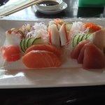 Sashimi - Mmmm beautiful!!!