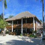 Dining Room & beach bar