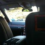 Hotel limo - a Maybach