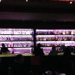 Вид на бар