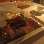 Seven restaurant - tiramisu :-)