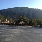 View of Stone Mountain