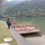 the bamboo raft