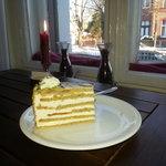 Torte Esterhazy