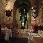 The Dungeon restaurant