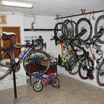 Deposito e officina Bike