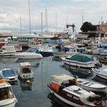 Hafen von Opatija