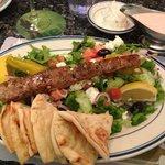 tuna kebab