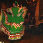 Flamenco dancers changed from traditional flamenco to tradit