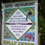 Foto de Kelly Creek Hotel-Restaurante