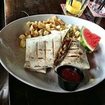 Breakfast Burrito ($11)