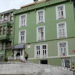 Turkoman Hotel Frontage