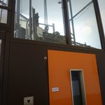 Ascenseur au 4eme