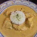 pollo al curry .... de muerte!!!