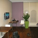 City park hotel - my room