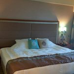 Bed in Standard Deluxe Room