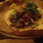 Chicken Karaage Taco